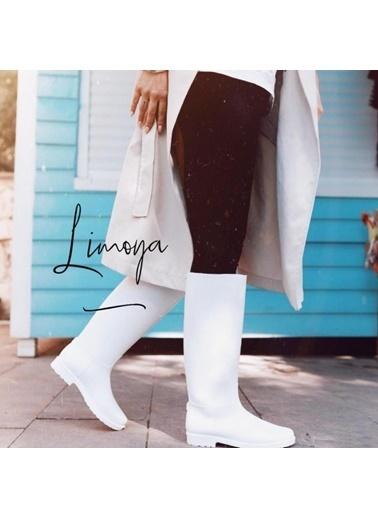 Limoya Çizme Beyaz